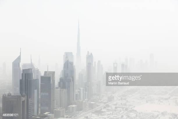 View of cityscape, Dubai, United Arab Emirates