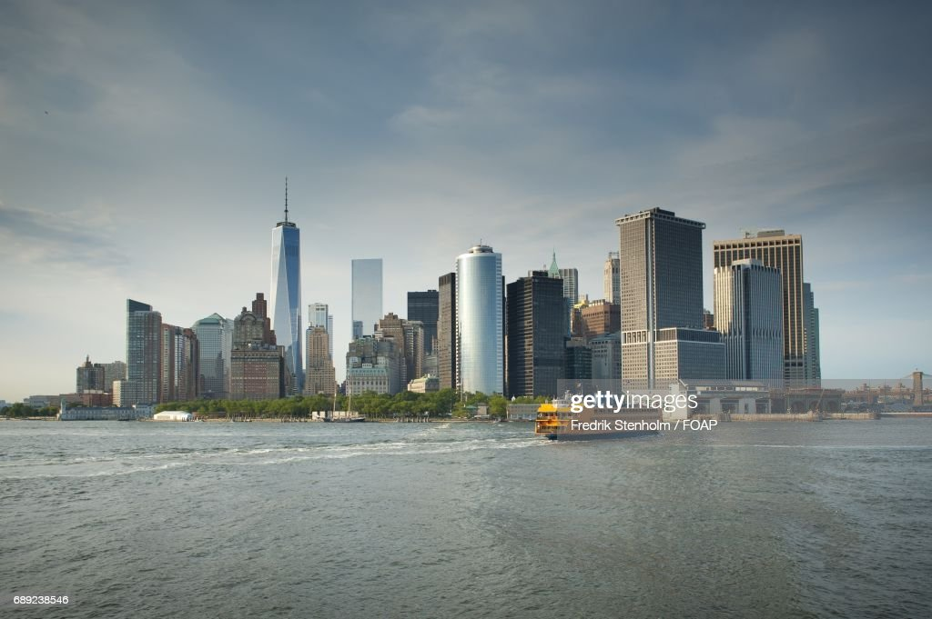 View of cityscape : Stock Photo