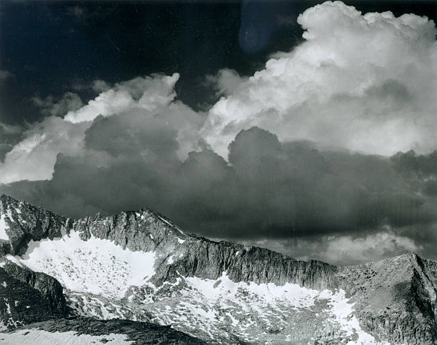 'Clouds - White Pass'