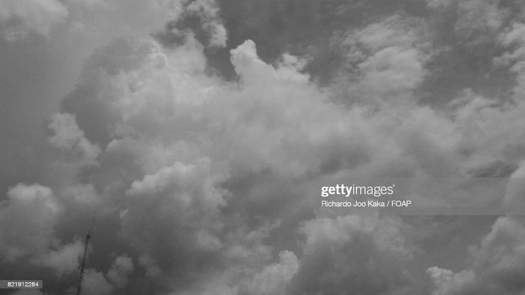 View of cloudscape : Stock Photo