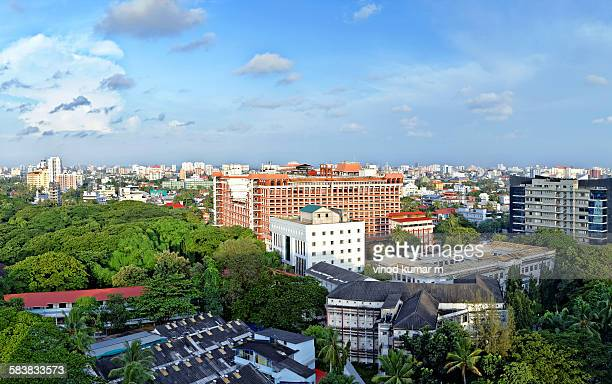 View of Cochin City