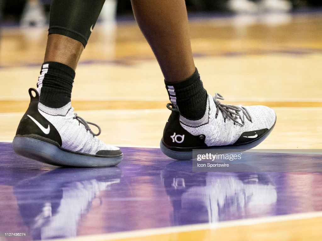 a6964447acf A view of Colorado Buffaloes men s basketball Nike basketball shoes ...