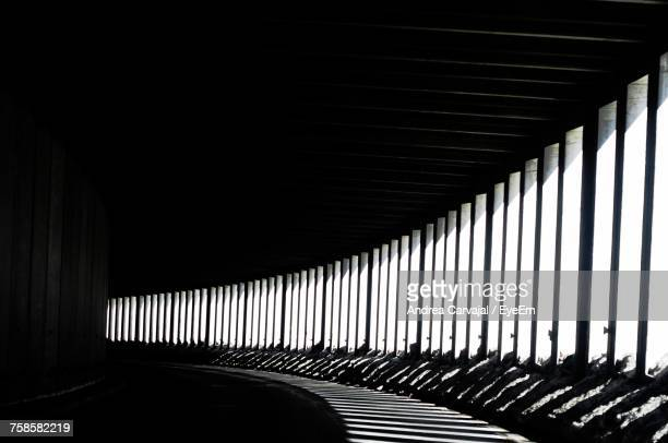 view of corridor - carvajal stock photos and pictures
