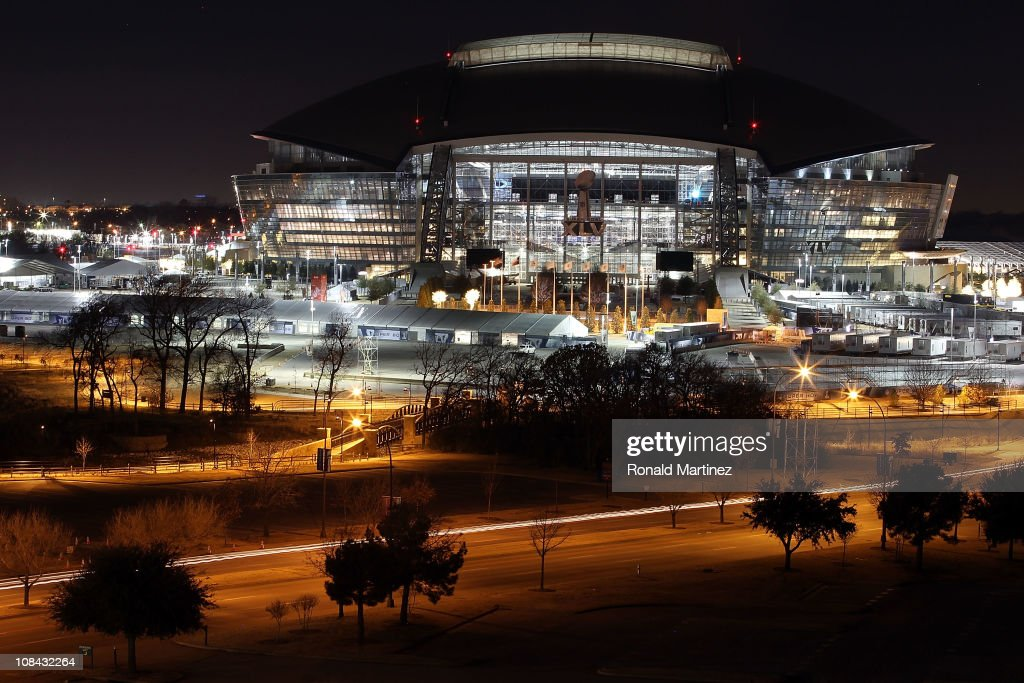 Super Bowl XLV Preview : ニュース写真