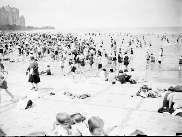The Beach Crowd