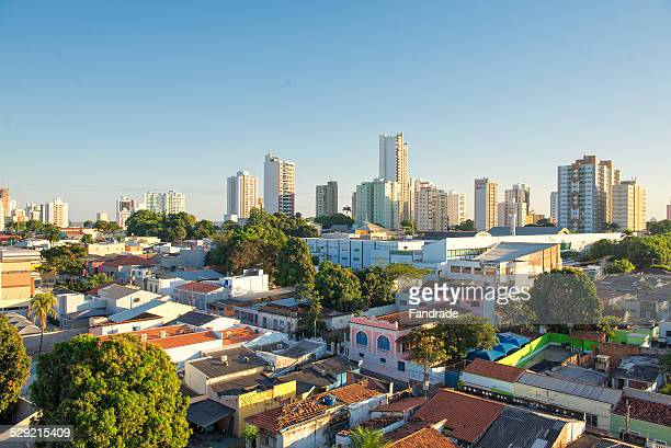 view of cuiaba brazil - cuiabá stock photos and pictures