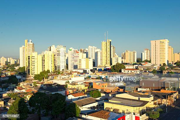 view of cuiaba - cuiabá stock photos and pictures
