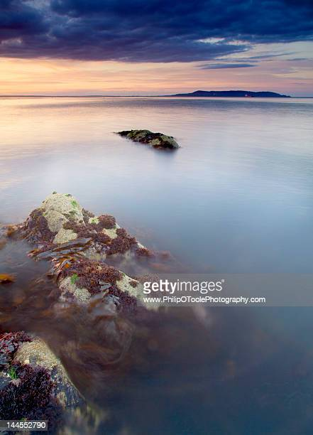 view of dalkey - dalkey stock pictures, royalty-free photos & images