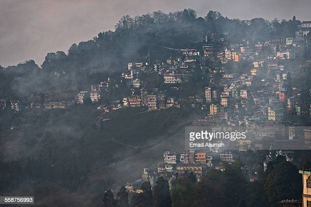 View of Darjeeling, Queen of the Hills