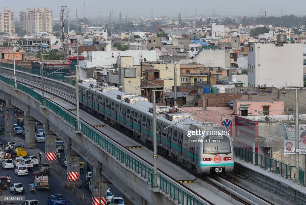 Prime Minister Narendra Modi Inaugurates DMRC's Mundka-Bahadurgarh Metro Corridor