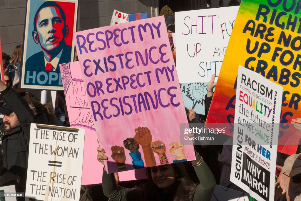Image result for 2018 women's march signs