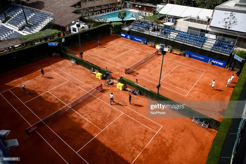 Barcelona Open Banc Sabadell 2018 - Day 1