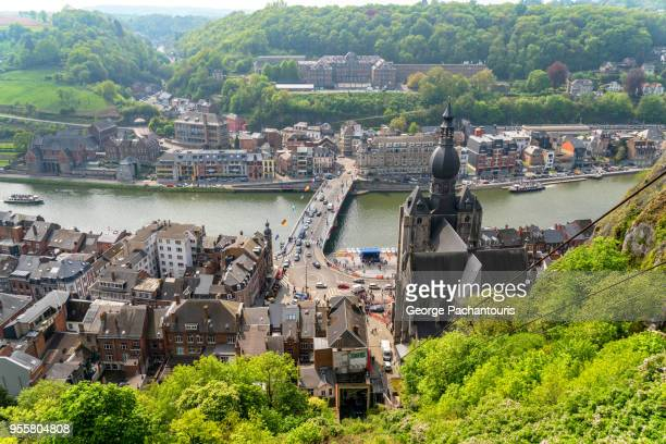 View of Dinant, Belgium