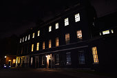 view downing street night after vote