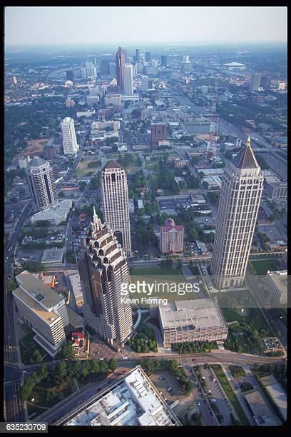 A view of downtown Atlanta Georgia
