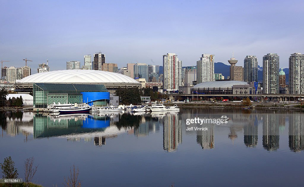 City of Vancouver to hand over Olympic and Paralympic Village to VANOC : News Photo