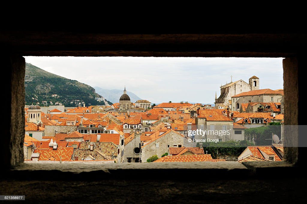 View of Dubrovnik : Stock Photo
