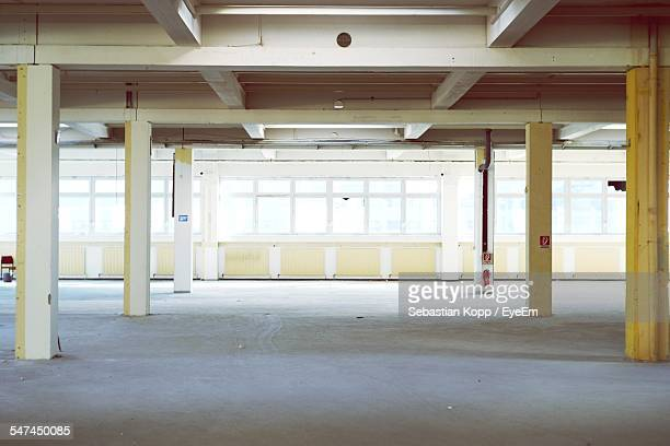 View Of Empty Hall