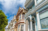 view famous san francisco painted ladies