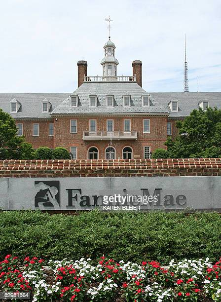 A view of Fannie Mae headquarters is seen on July 14 2008 in Washington DC The US Federal Bureau of Investigation is probing allegations of fraud by...