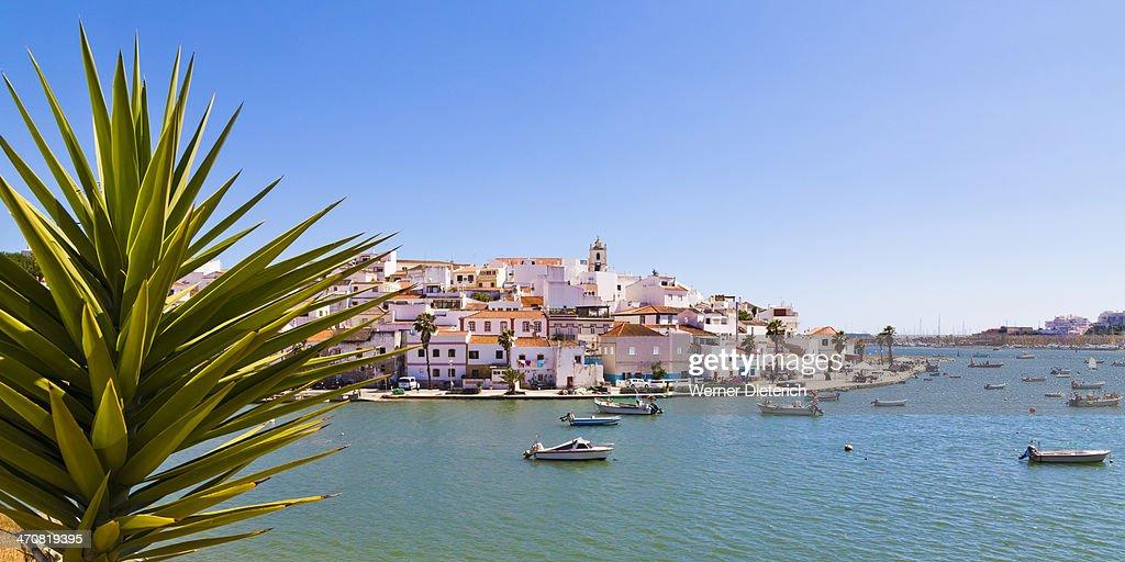 View of Ferragudo, Algarve, Portugal : Photo