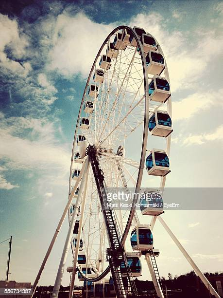 View Of Ferris Wheel