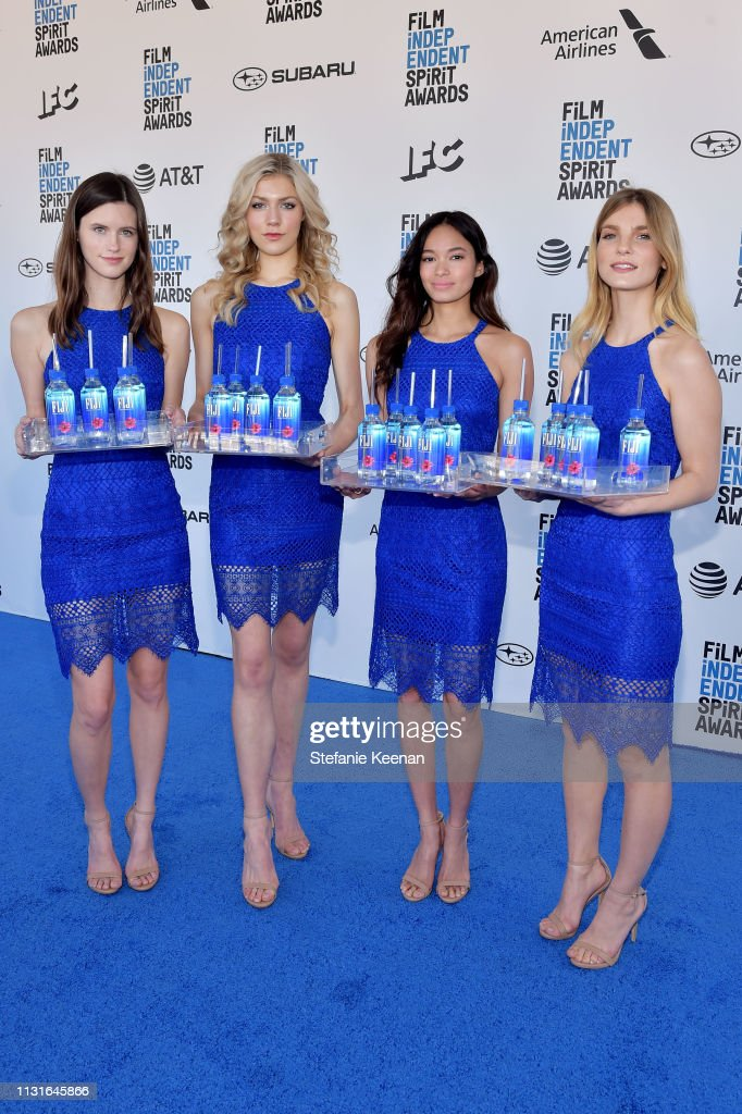 CA: FIJI Water At The 2019 Film Independent Spirit Awards