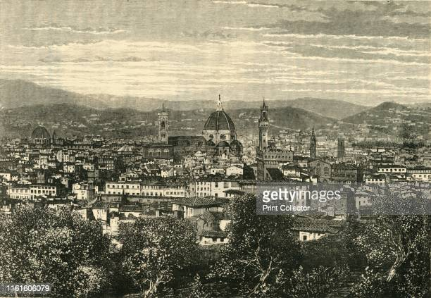 View of Florence from the Belvedere' 1890 Fort Belvedere was designed and built by Bernardo Buontalenti between 15901595 by orders of Grand Duke...