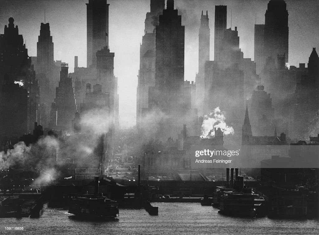 UNS: Andreas Feininger: New Photographer Signing To Archive