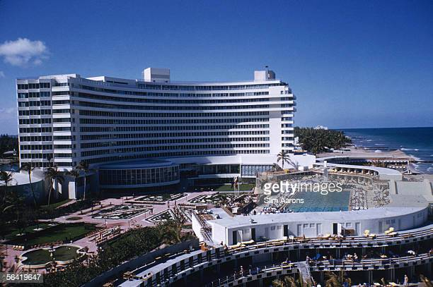Fontainebleau Miami Beach Florida Stock Fotos Und Bilder Getty Images