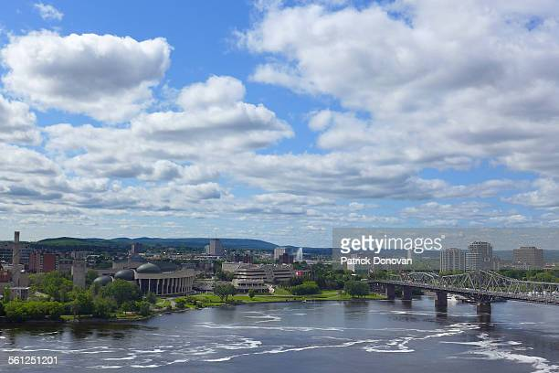 View of Gatineau (Hull), Quebec