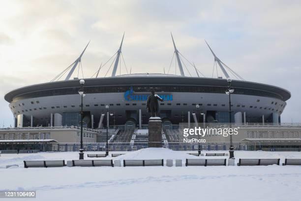 Stadion sitzplan petersburg st Stadion sankt
