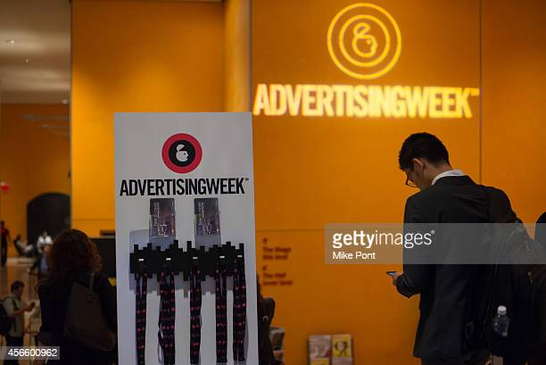 A view of general atmosphere during AWXI on October 1 2014 in New York City