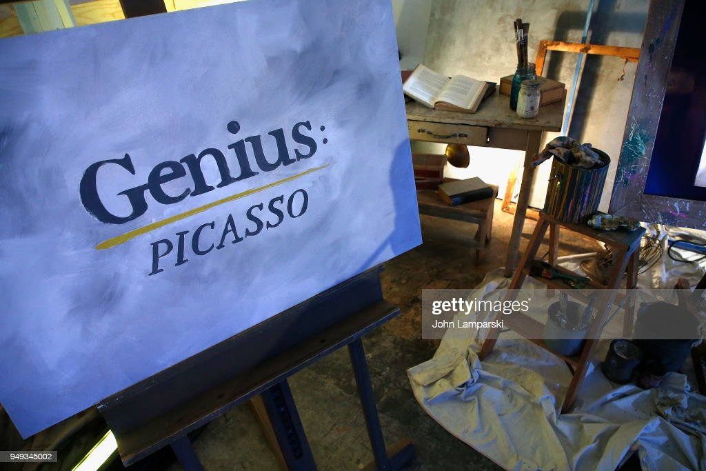 "2018 Tribeca Film Festival - ""Genius: Picasso"" - After Party"