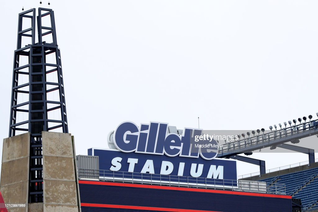 Tom Brady Announces He Will Leave The New England Patriots : News Photo