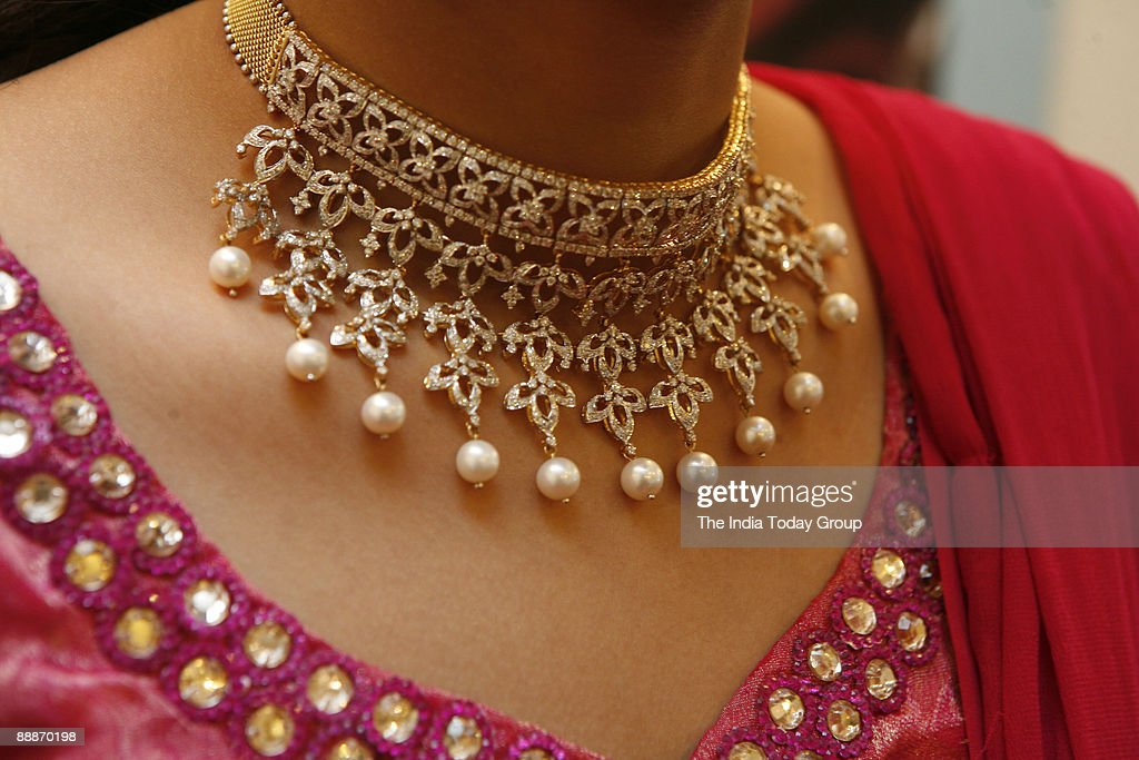Tanishq Jewellery Pictures and Photos   Getty Images