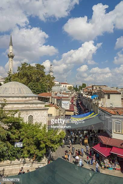 View of Gran Bazar
