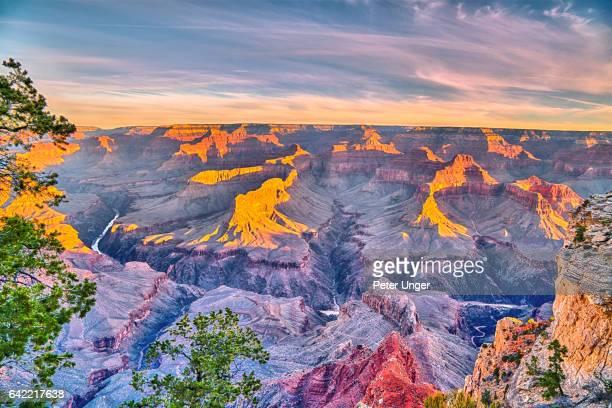 View of Grand Canyon National Park,Arizona,USA