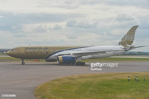 Gulf Air Pictures and Photos - Getty Images