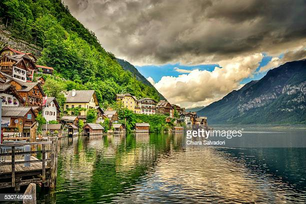 A view of Hallstatt