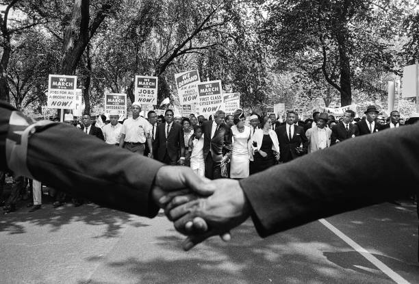 UNS: 28th August 1963 - On This Day - The March On Washington