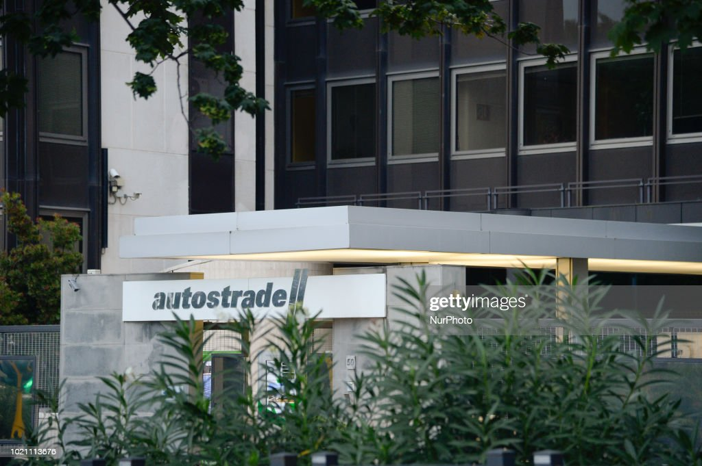 Headquarters Of Autostrade per l'Italia