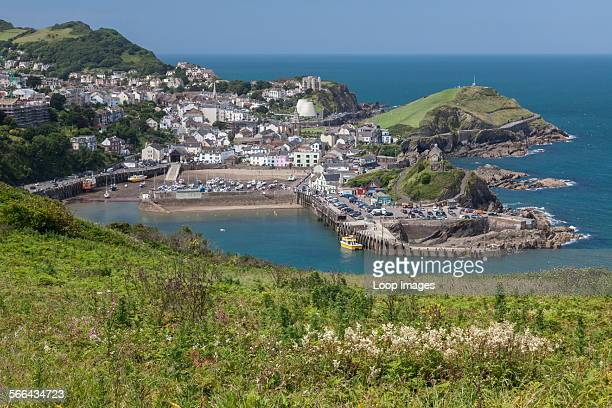 A view of Ilfracombe from Hillsborough