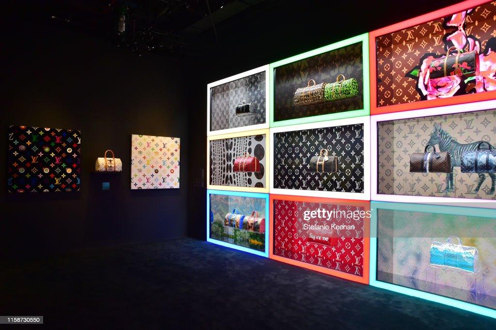 Louis Vuitton X Opening Cocktail : ニュース写真