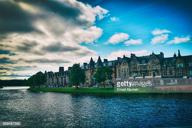 View of Inverness, Scotland