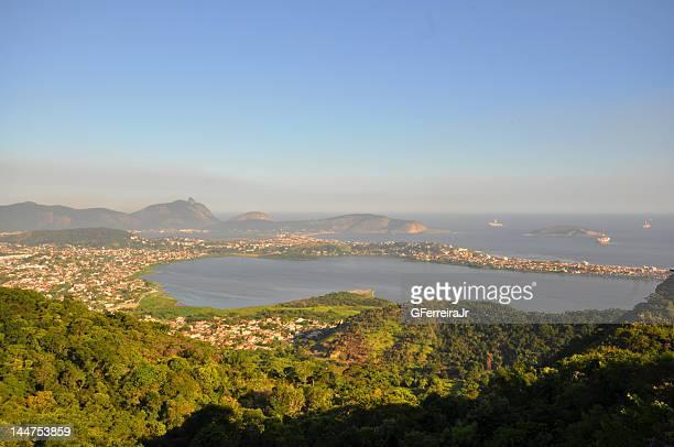 View of Itaipu Lagoon