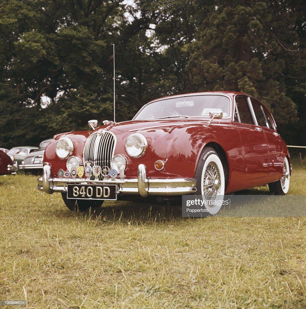 Jaguar Mark 2 Pictures | Getty Images