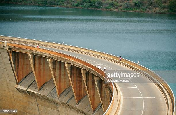 A View of Jozini Dam Wall
