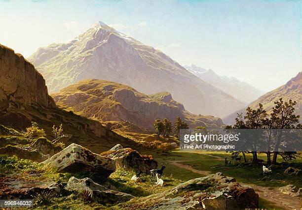 View of Kirchet by Jean Francois Xavier Roffiaen