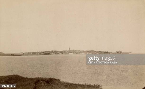 View of Koper Slovenia photograph by PD D'Andri 19001910